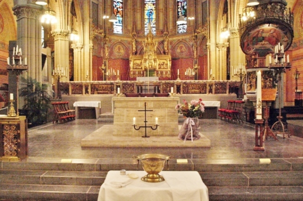 Heilig Doopsel Maria van Jessekerk - Mamaliefde