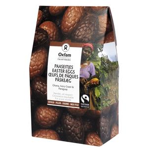 Eerlijke chocolade; Fair Trade chocolade paashaas - mamaliefde