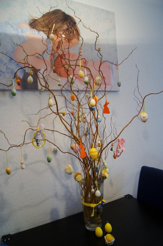 Paastakken versieren decoratie - Huis om te versieren ...