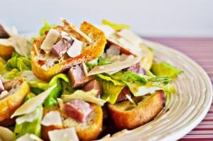 Hoe lust jij je eitje? Ceasar salade- mamaliefde