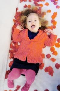 Meisjesmama: Mooi roze is niet lelijk - mamaliefde
