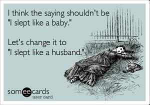 Someecards: Kids sleeping disorder - mamaliefde